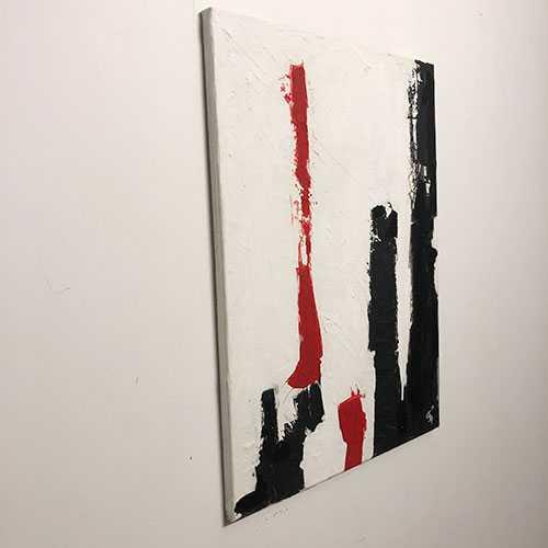 pillar in red 2